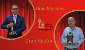 Ganadores del premio 2016