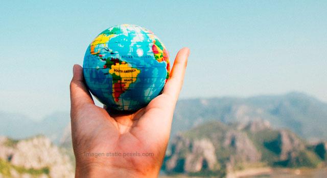Sueño con aportar algo nuevo al mundo y ayudar en su transformación