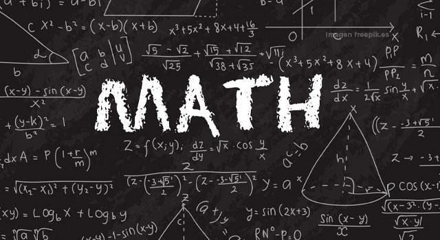 Uso apropiado de las leyes de la matemática, para soluciones correctas